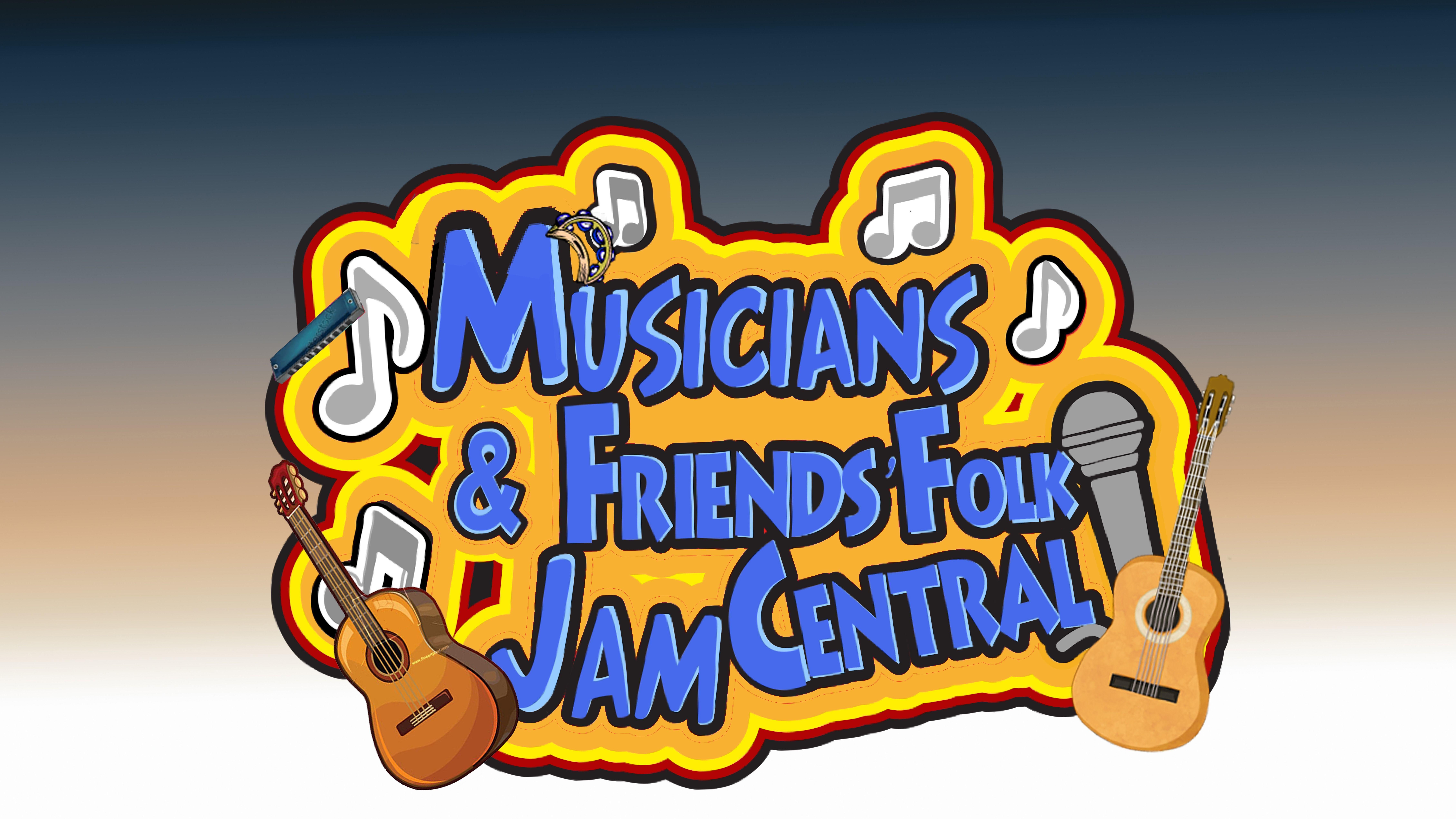Musicians & Friends' Folk Jam Central
