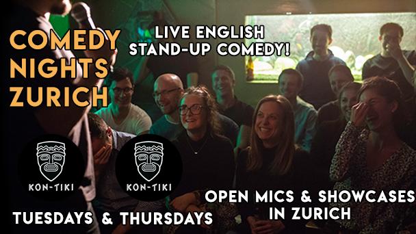 Comedy Nights Zurich