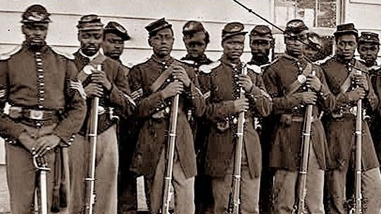Freedom, Citizenship, & Equality: The Story of the United States Colored Troops