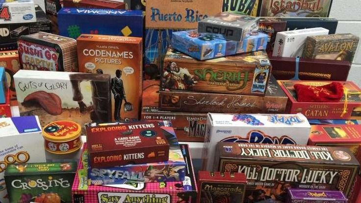 - POSTPONED AND GONE DIGITAL - Anything Goes Board Gaming! - Dreamers Vault