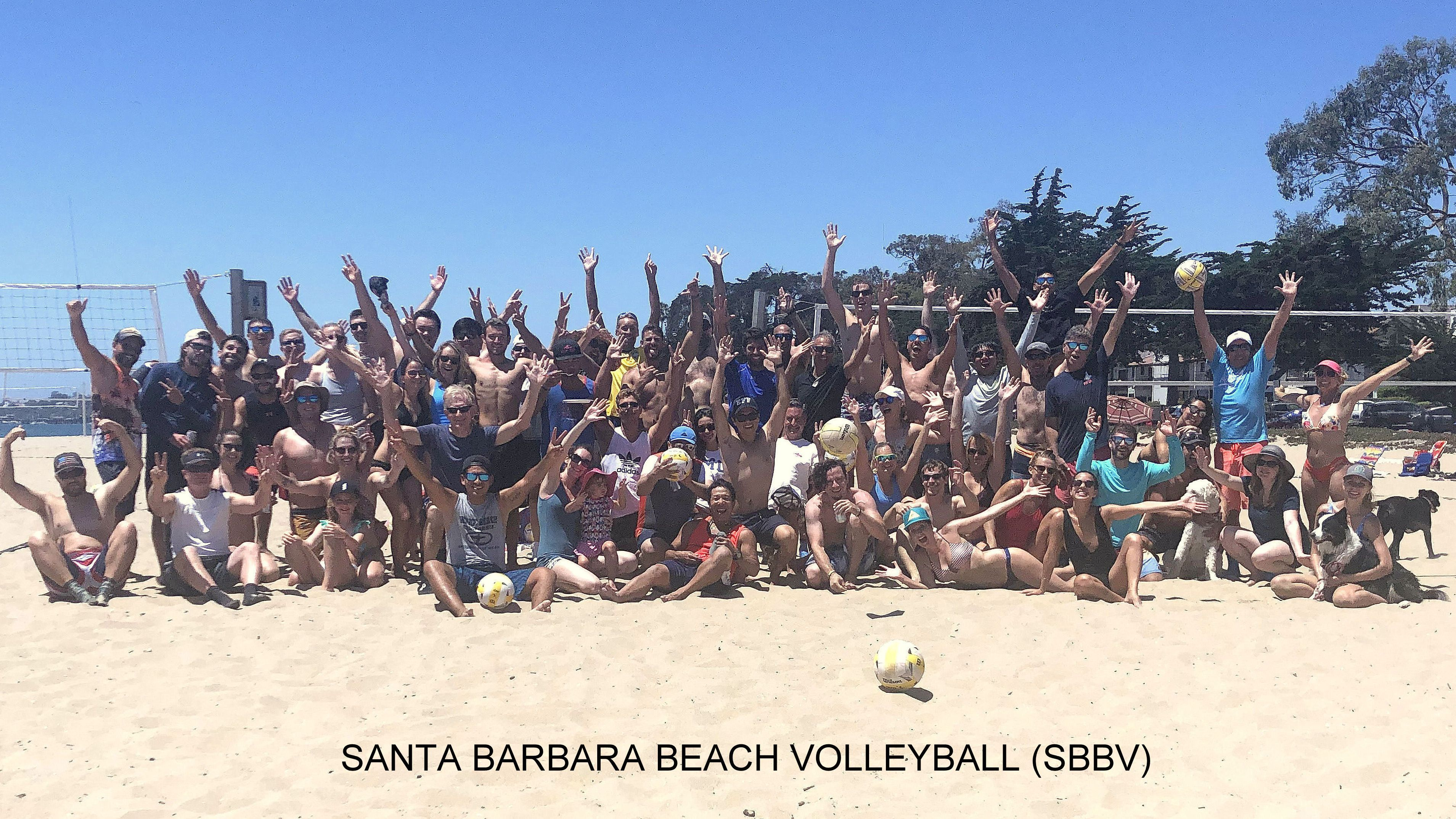 Santa Barbara Beach Volleyball (SBBV)