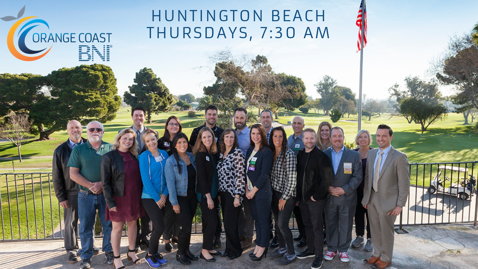 Orange Coast Business Networking Meetup in Huntington Beach