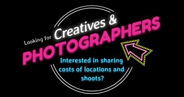 Sub-group for Sharing the Cost of Shoots/Locations
