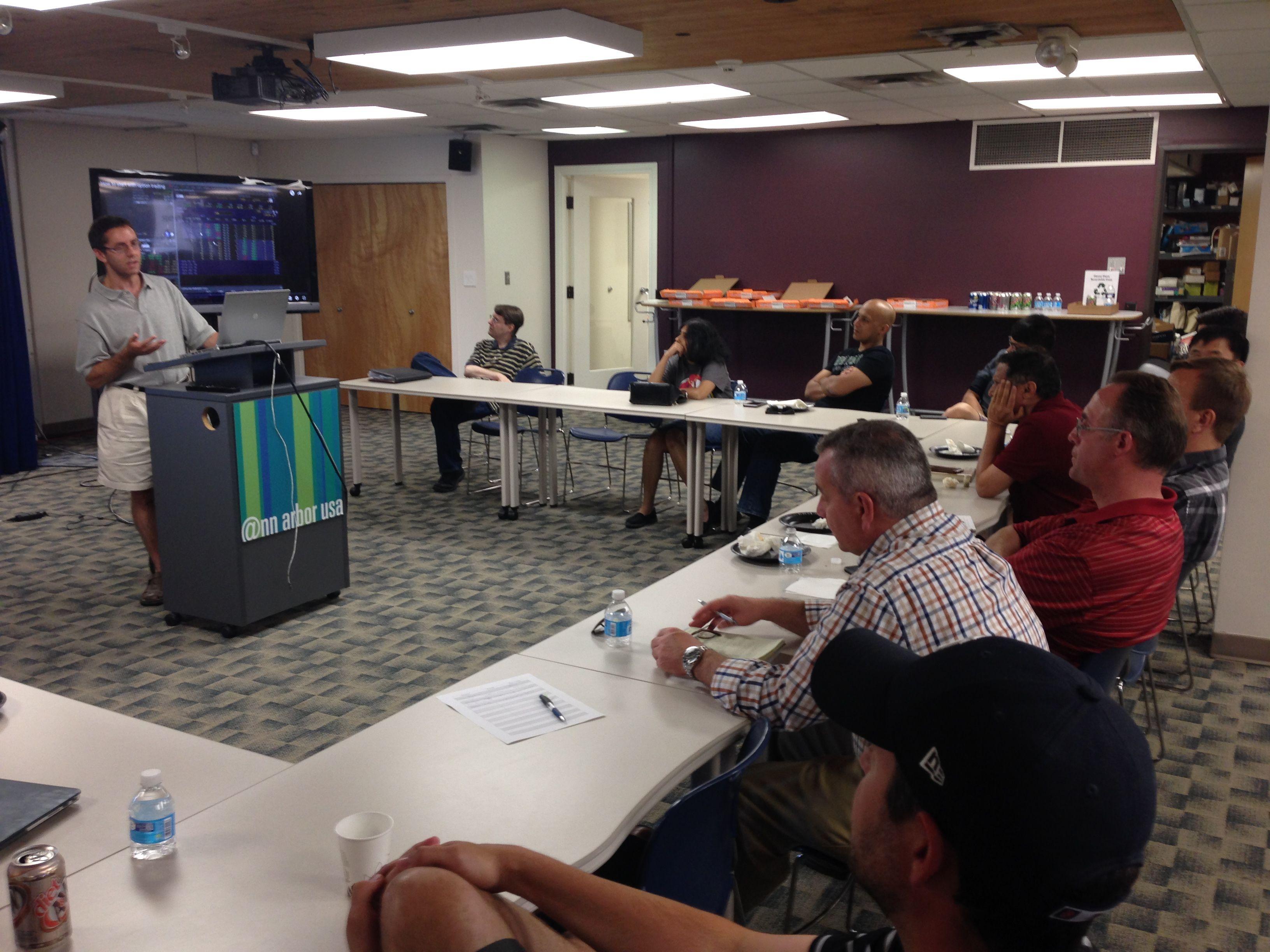 Ann Arbor FinTech Meetup