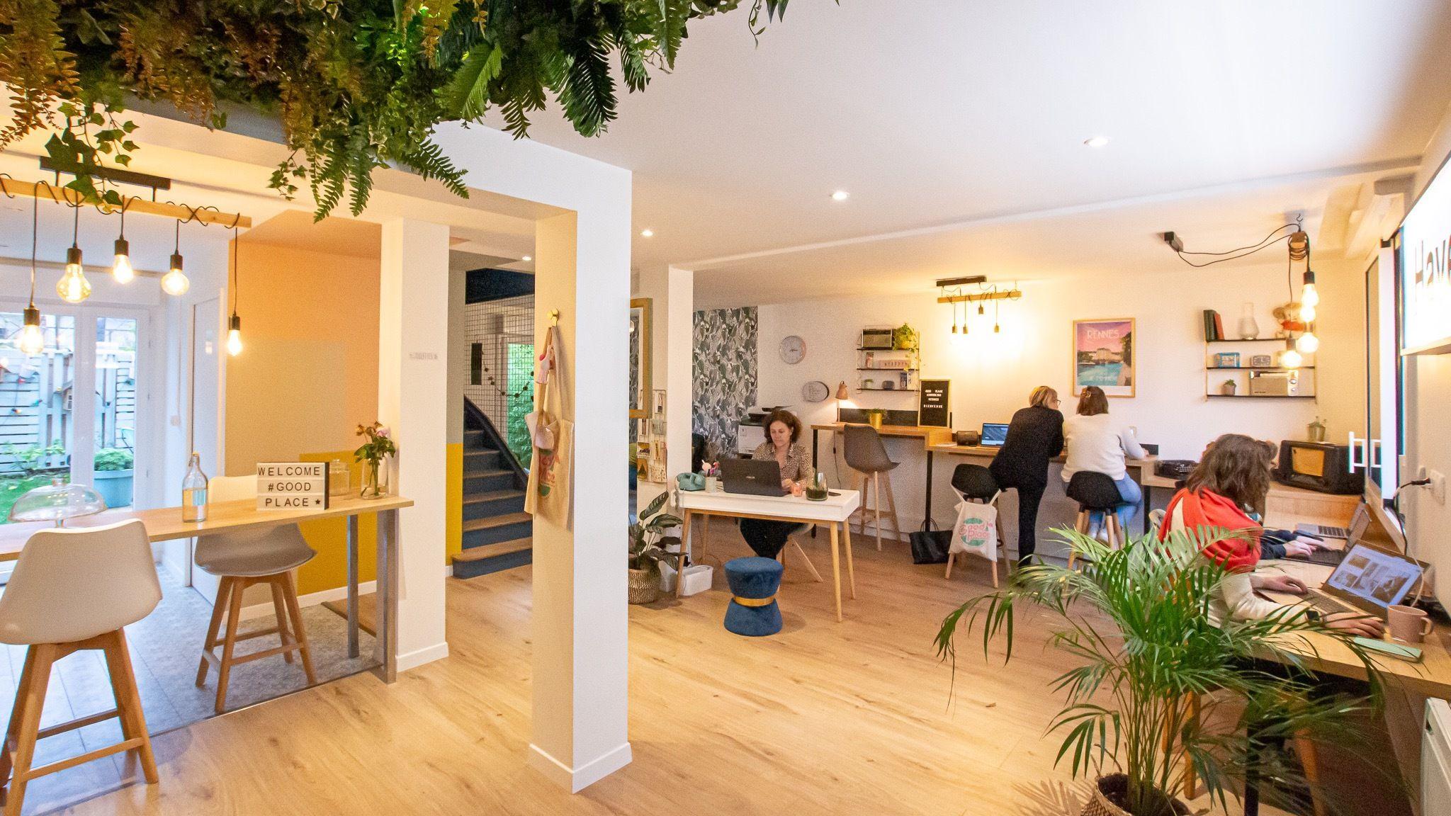 Good Place Coworking Rennes - Bien Être Au Travail