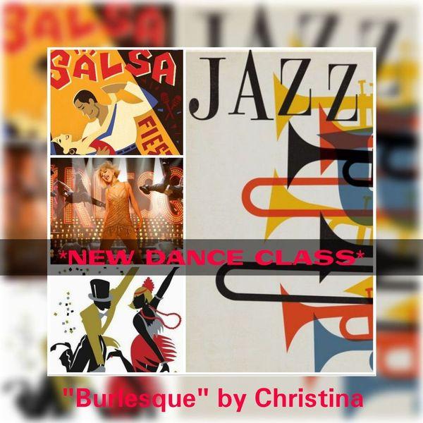 """Download Jenny Solo Wapka: """"Burlesque"""" W/Mandy Solo Jazz-Salsa"""