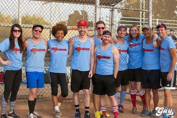 Varsity Gay League: Dallas Rec Gay Sports League
