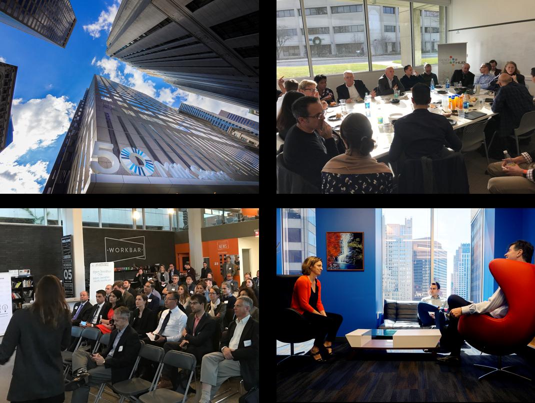 French & US Innovators & Entrepreneurs in Cambridge, MA