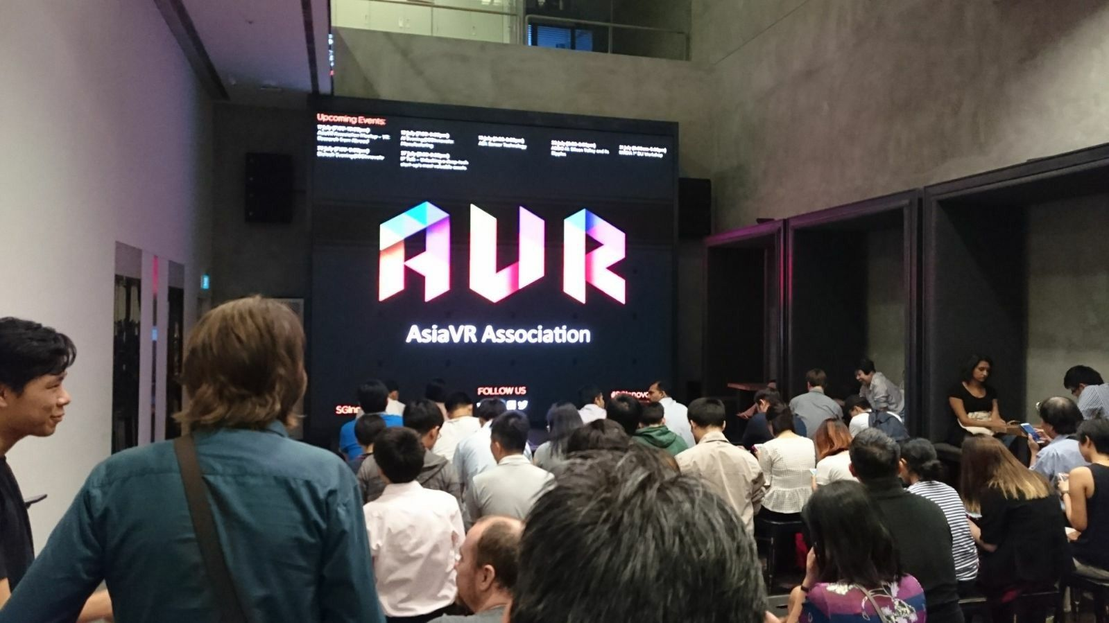 AsiaVR Association - Singapore Virtual Reality Meetup Group