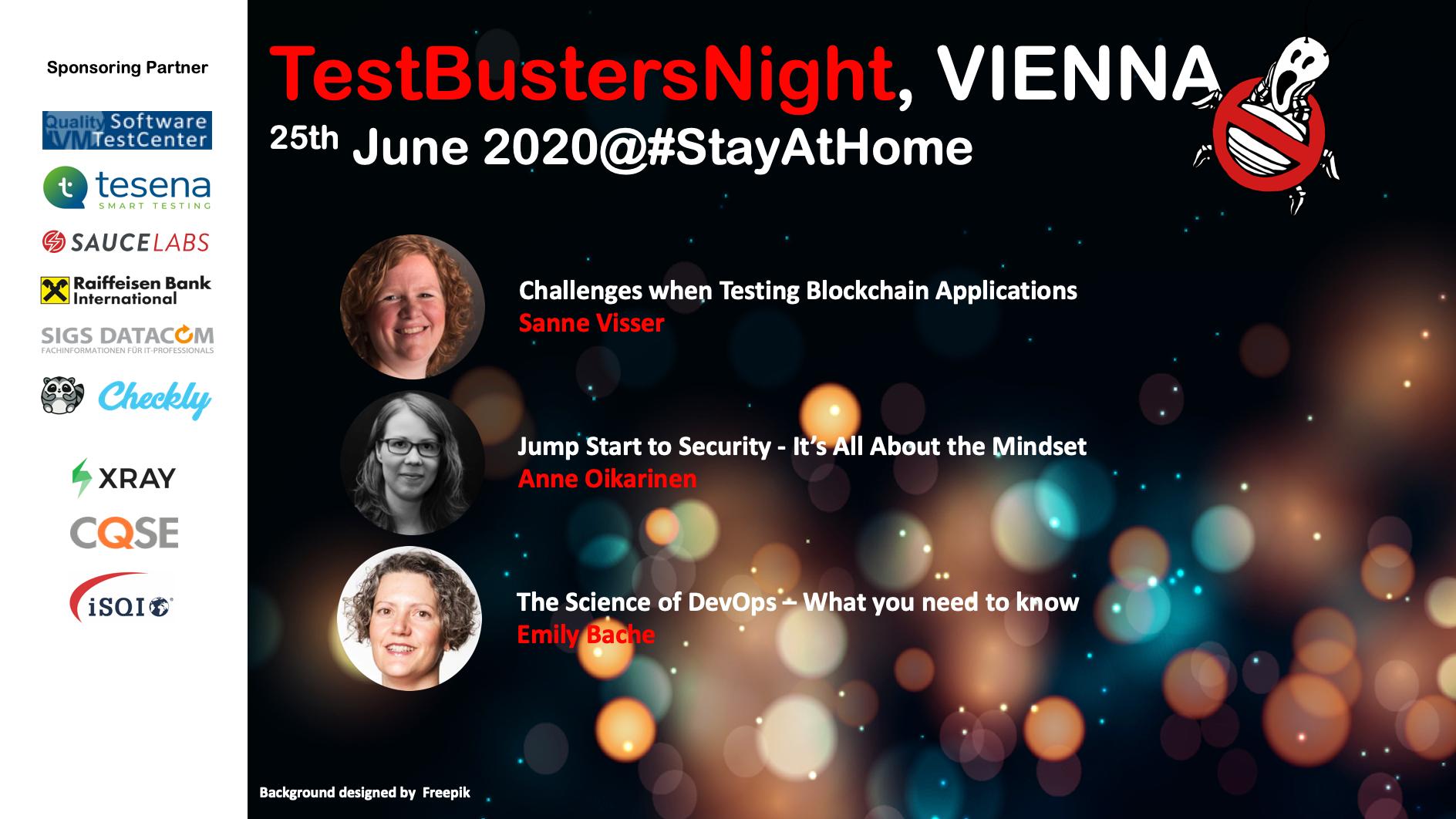 Agile Test|Automation|Meetup VIENNA