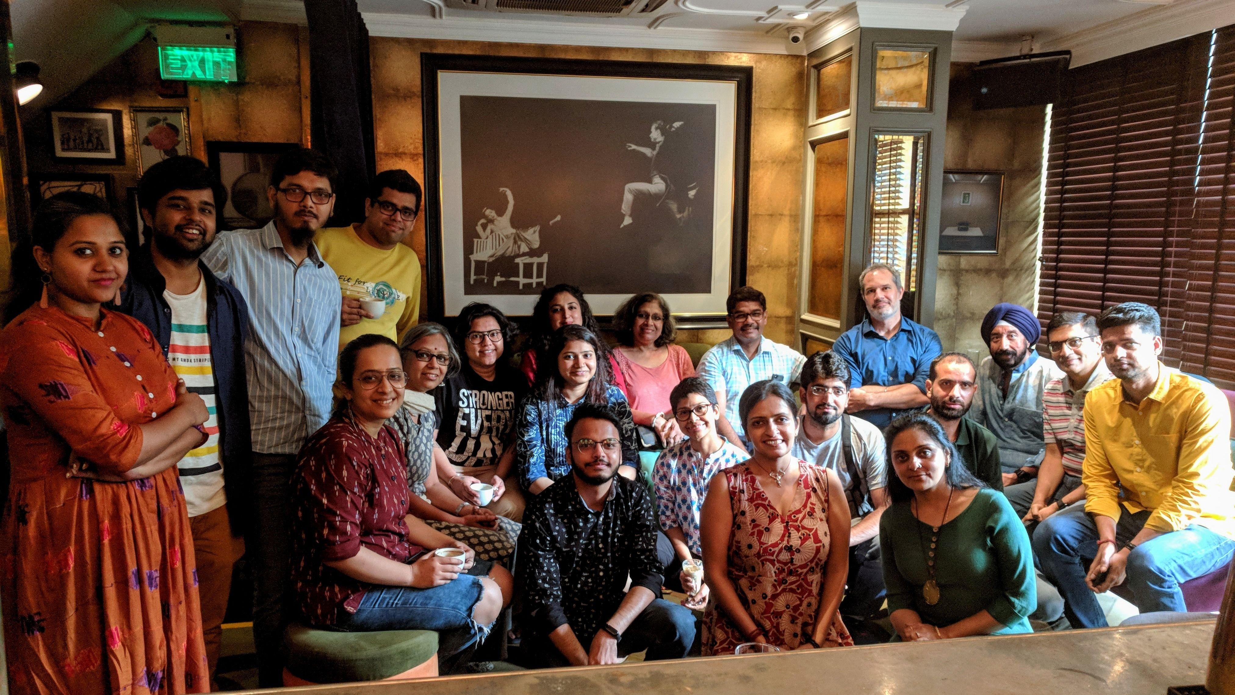 Past Events | Bazm - The Poetry Meetup (Delhi, India) | Meetup