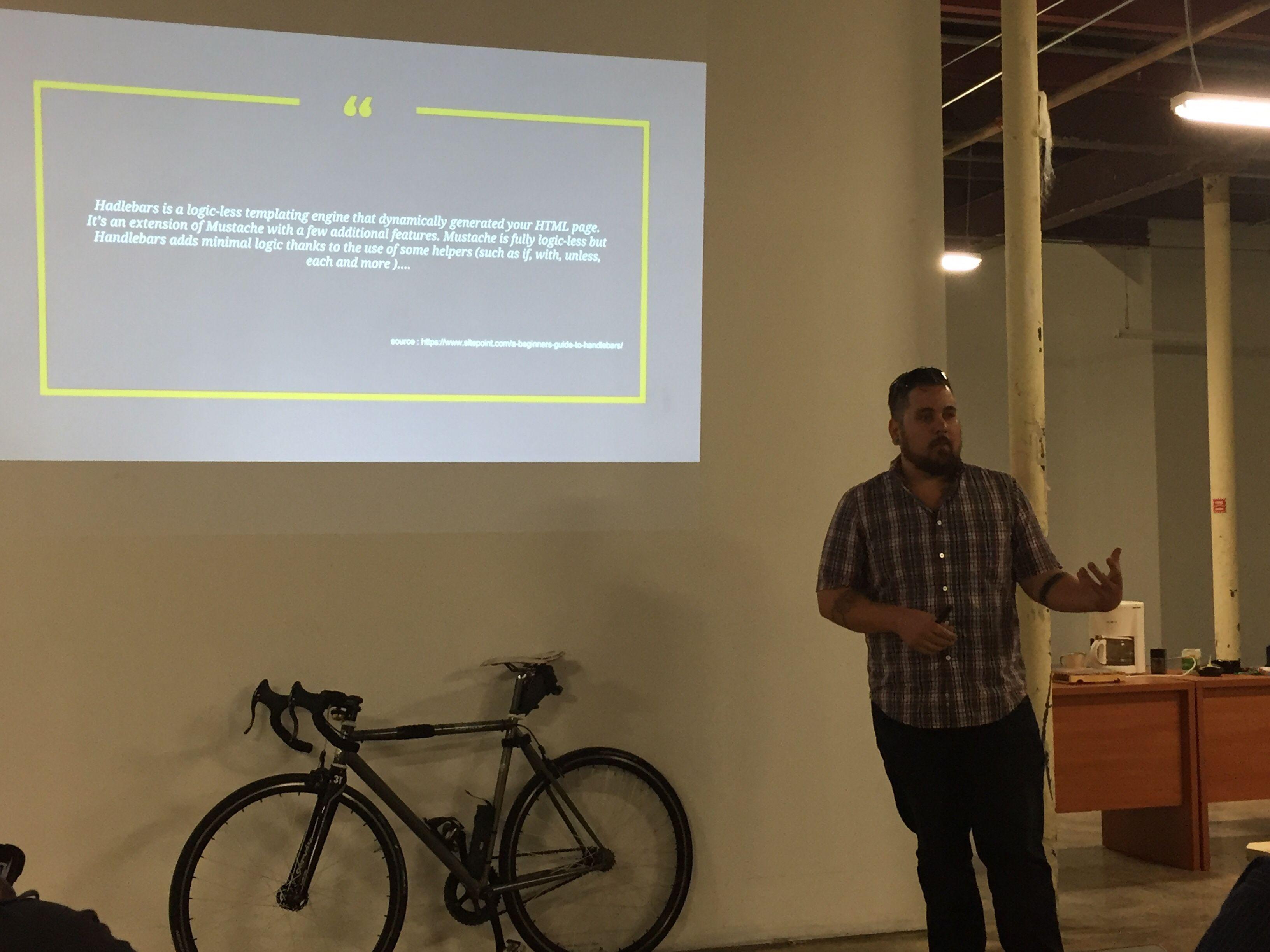 Palm Beach JavaScript