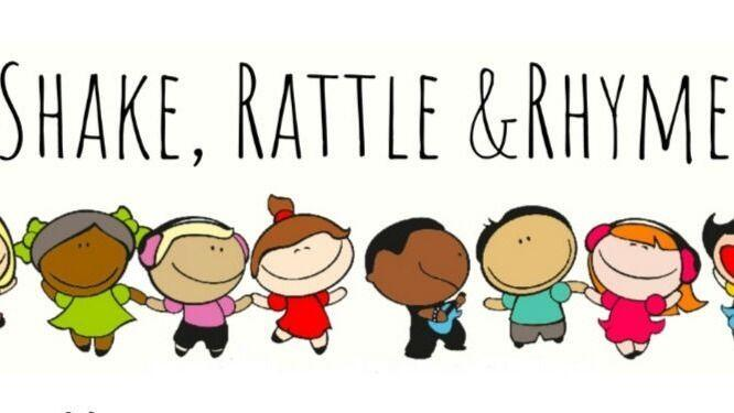 Shake, Rattle and Rhyme