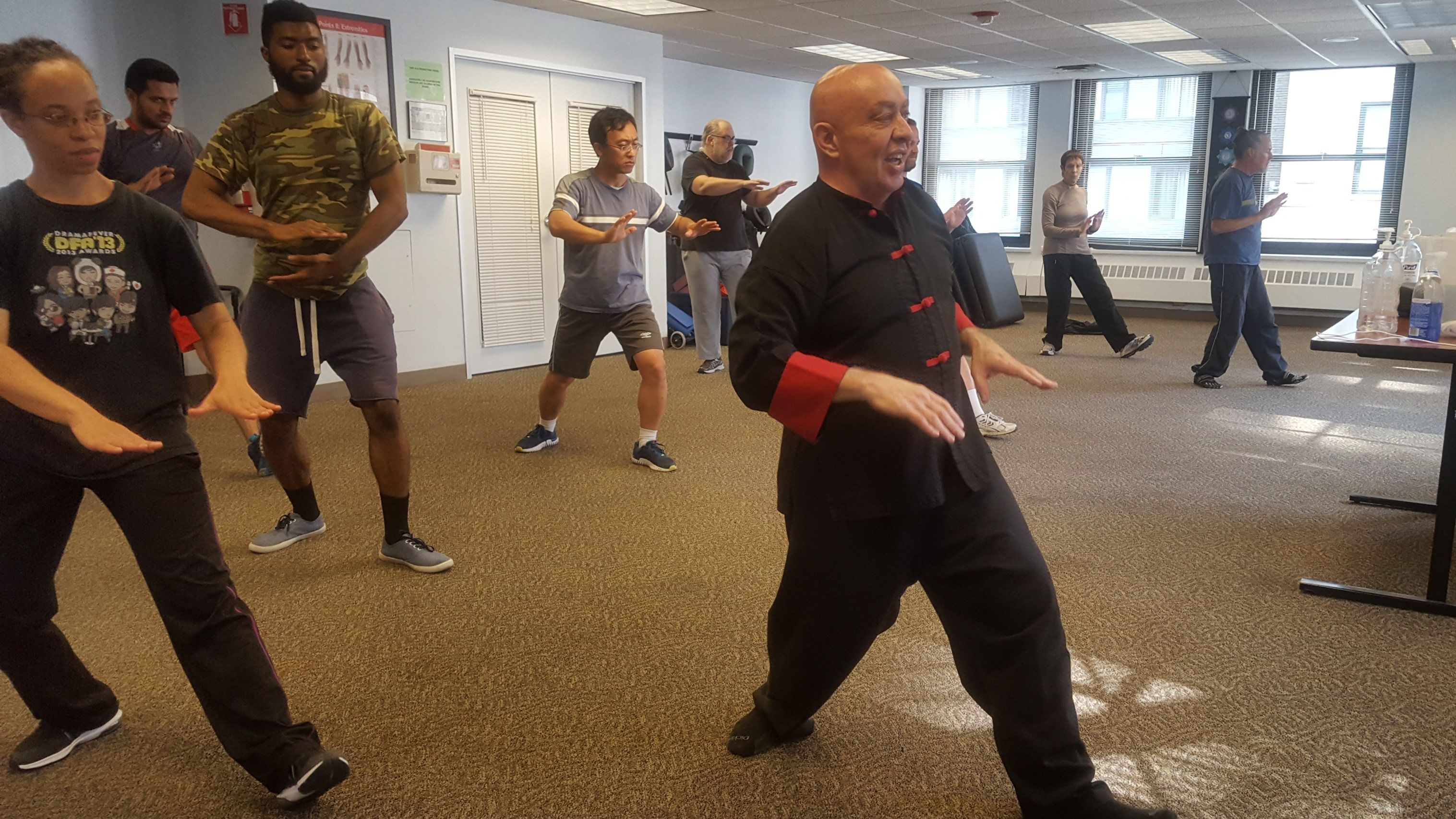 Chicago Tai Chi, Qigong, & Kung Fu