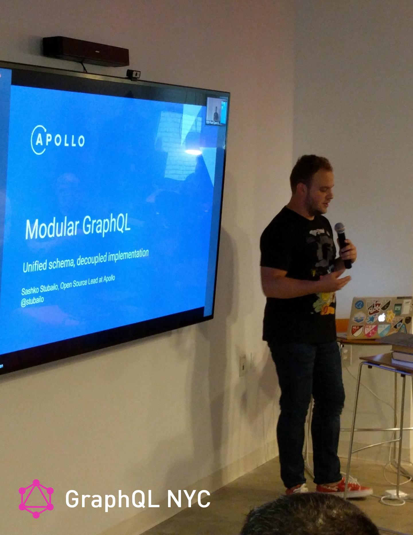 GraphQL NYC