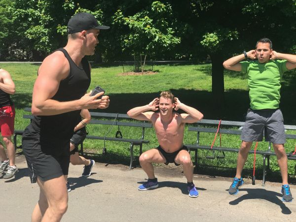 NYC Gay Mens Fitness Meetup by Wellfellow (New York, NY