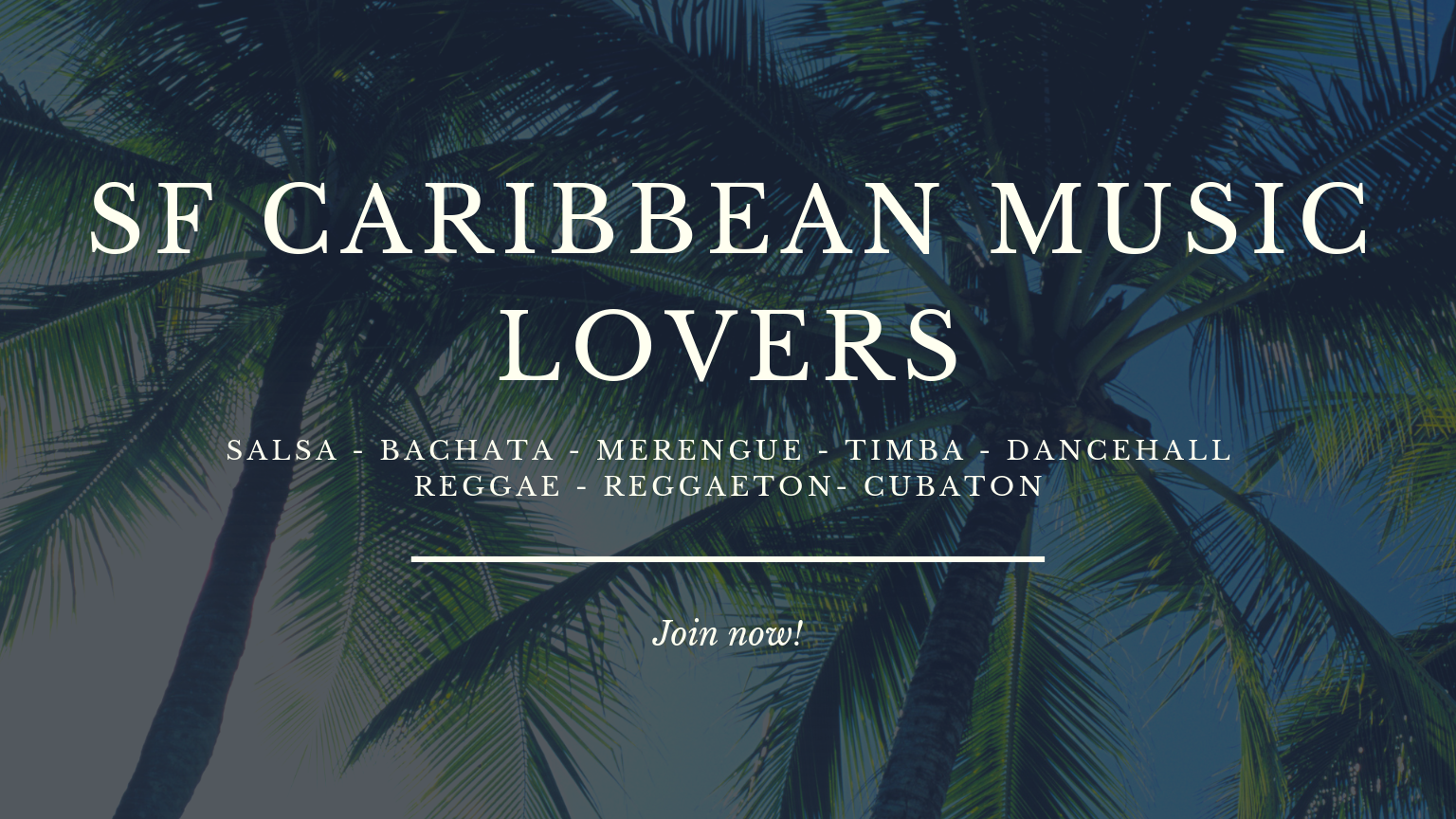 SF Caribbean Music Lovers