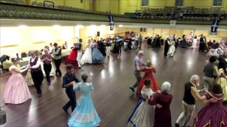 Melbourne Colonial Dancers