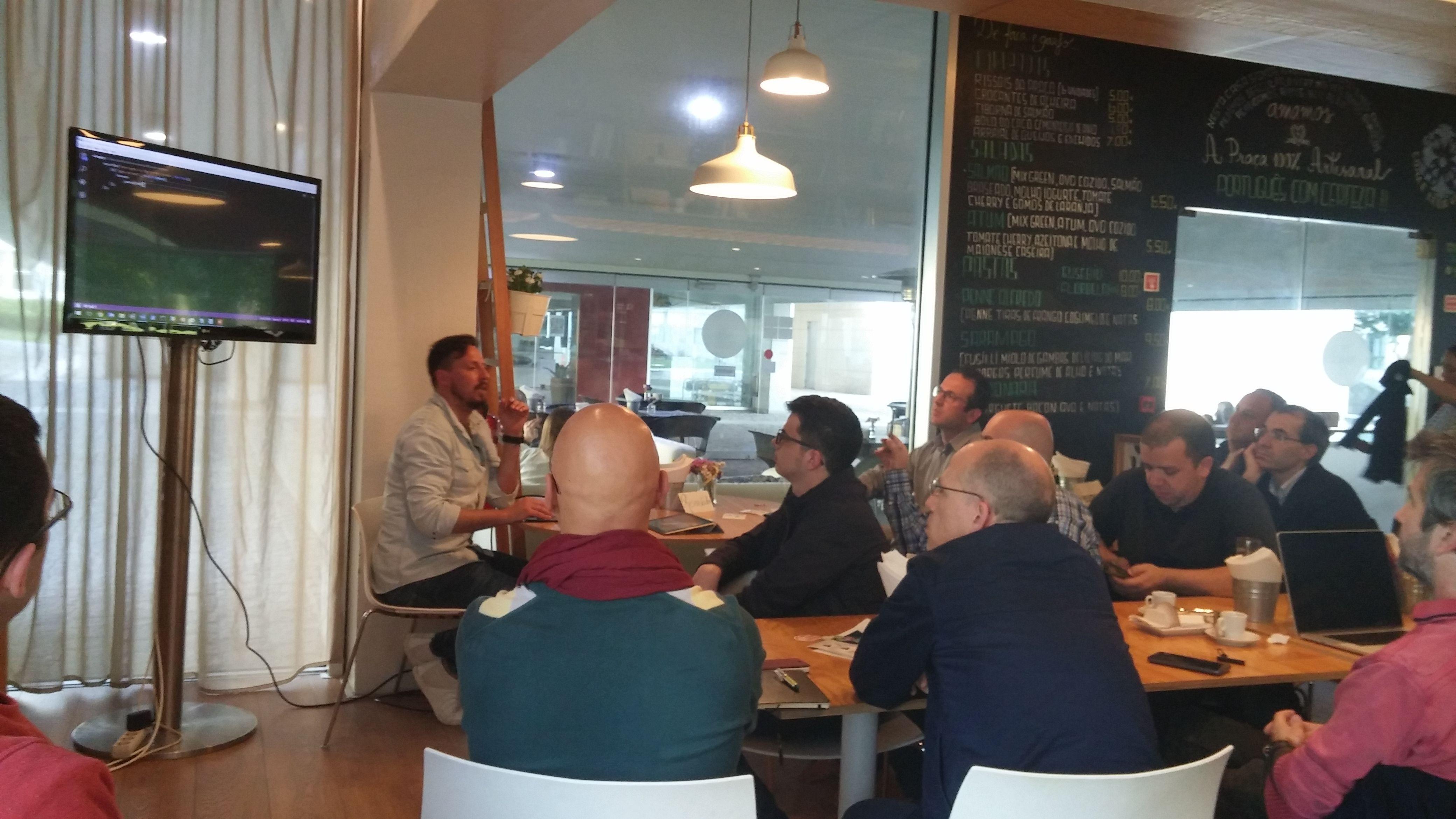 Porto WordPress Meetup