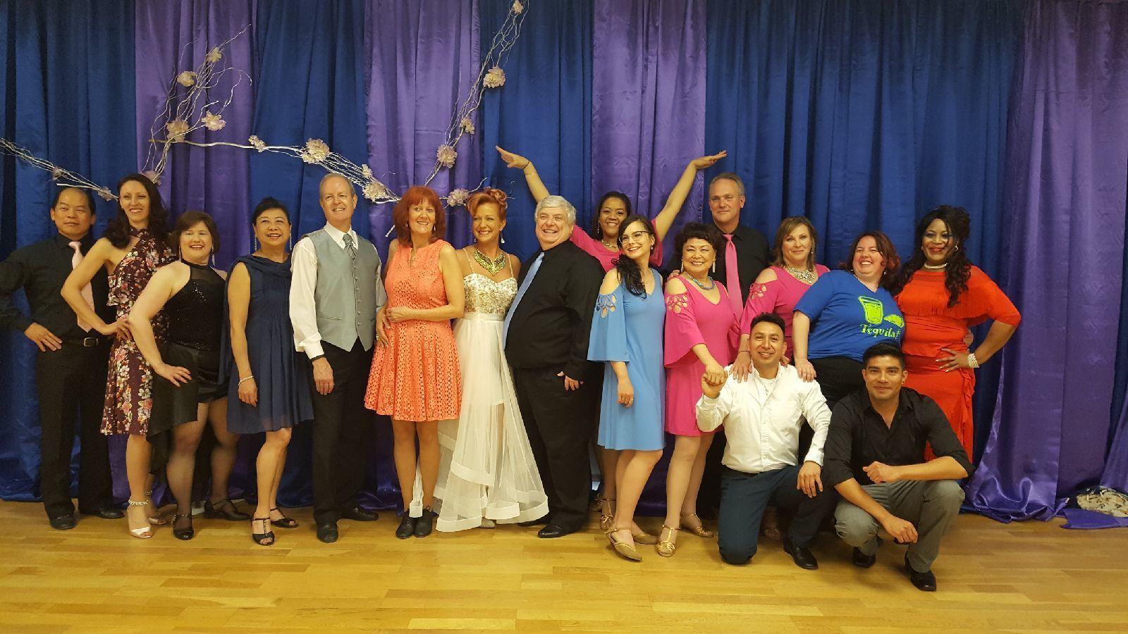 Swing & Salsa Beginner's Class