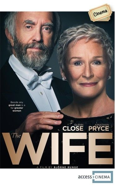 Movie Morning: The Wife