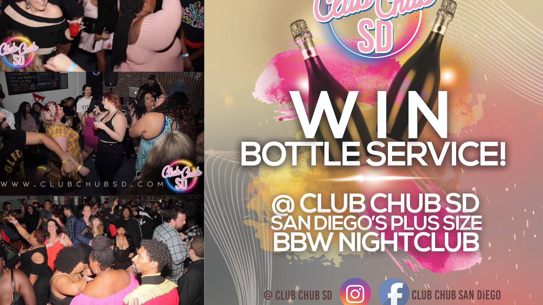 Mujeres Bbw club chub san diego- plus size bbw nightclub (san diego, ca