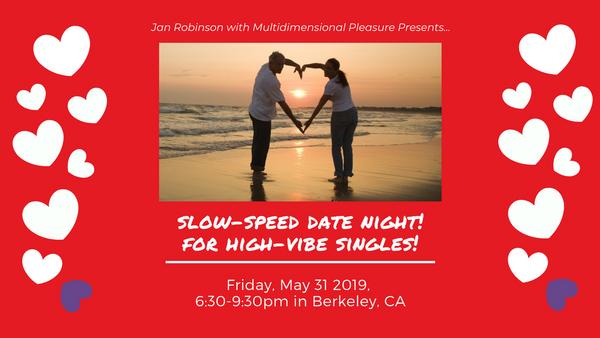 Speed Dating Berkeley