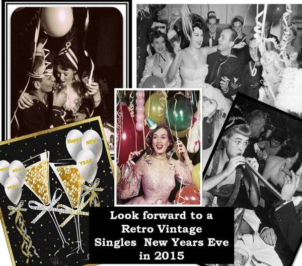 Singles new years eve