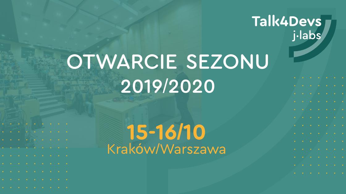 Talk4Devs (IT Akademia) Kraków