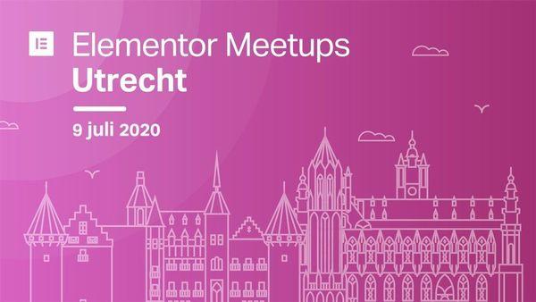 Elementor Regio Utrecht Online Meetup - event image