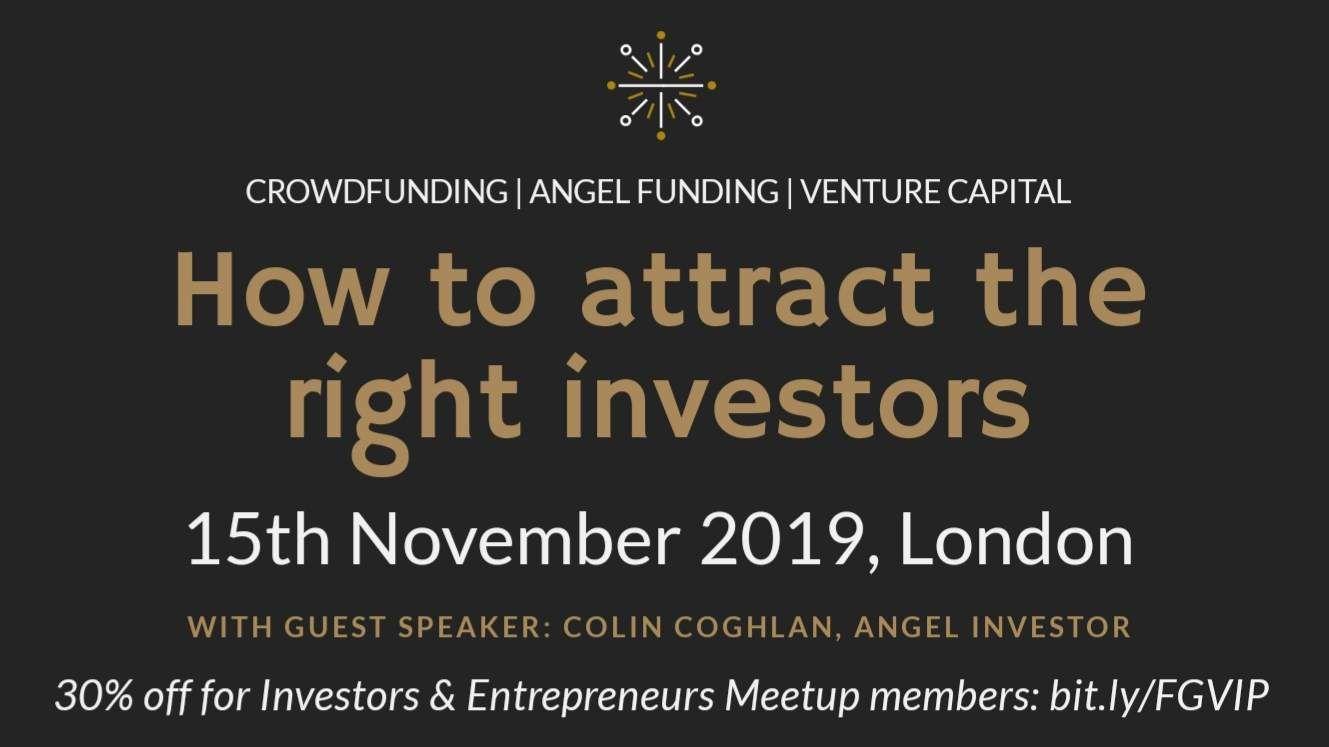 Investors & Entrepreneurs