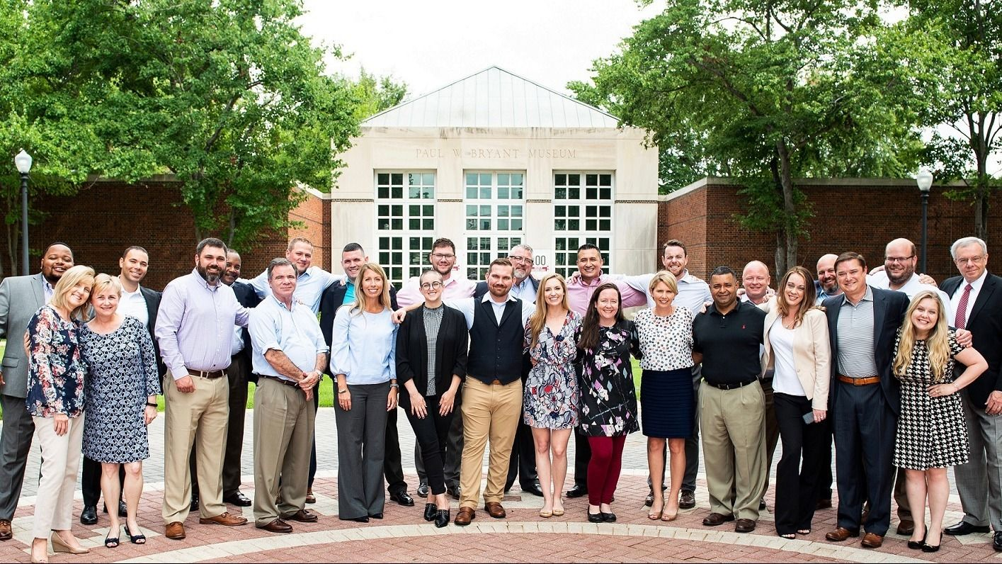The University of Alabama Executive MBA Events in Huntsville
