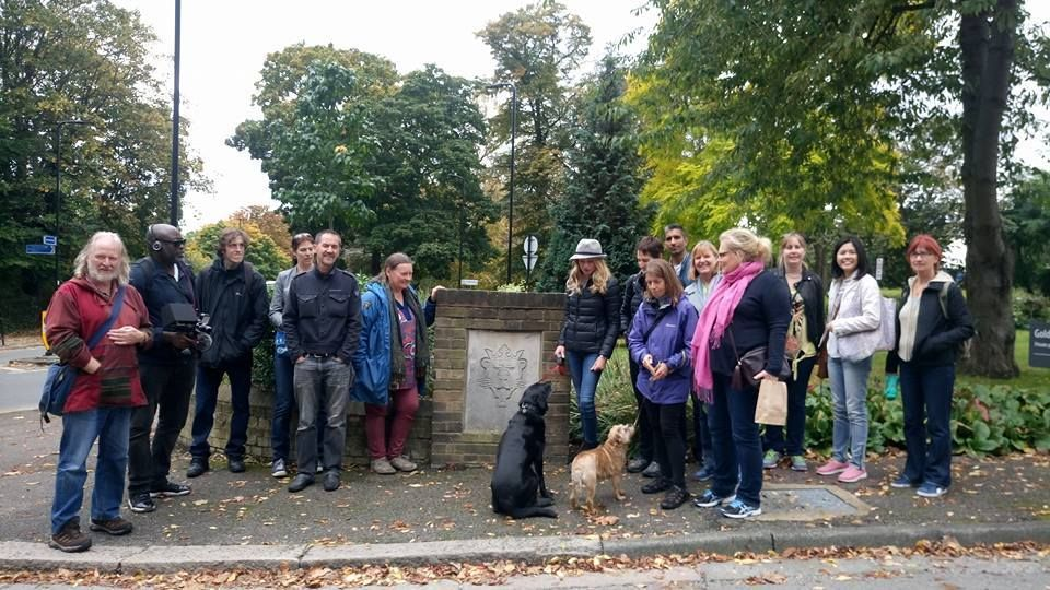 EALING WALKING, TALKING & EXPLORING GROUP