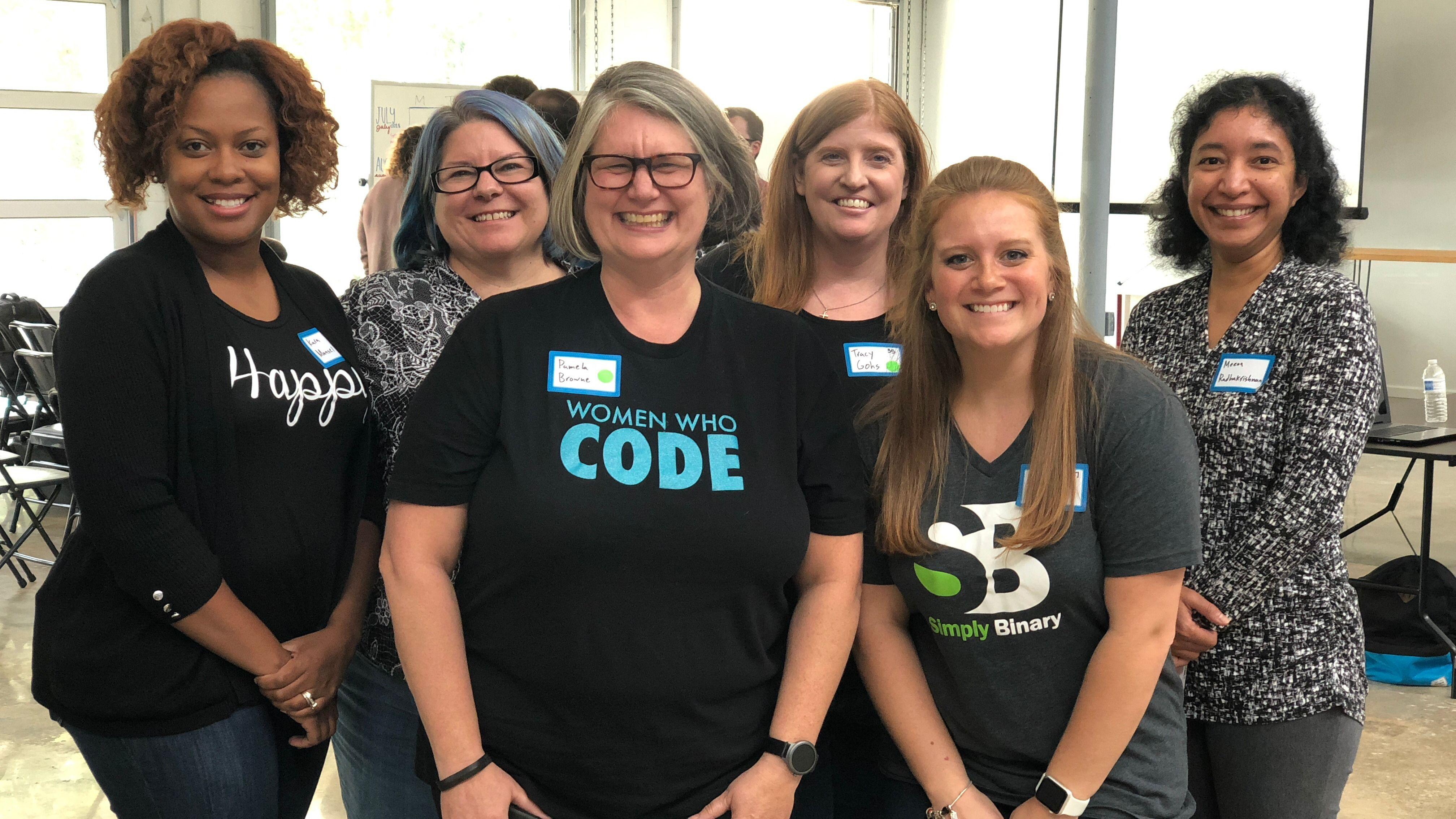 Women Who Code Greenville