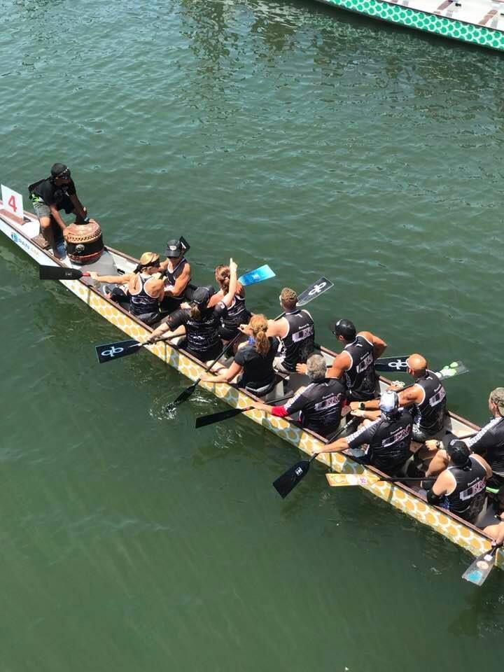 Invictus Paddling Club - Tampa Dragon Boat & SUP Club