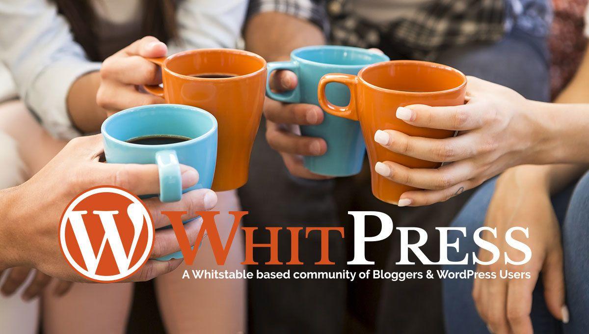 Whitstable WordPress Meetup