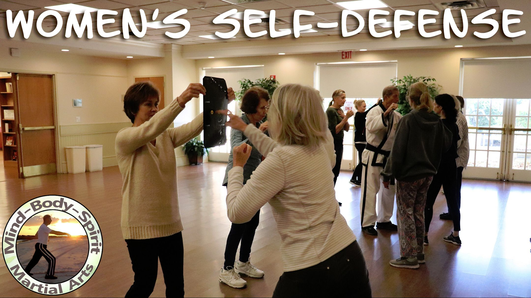 Women's Self-Defense Events (both free and paid)