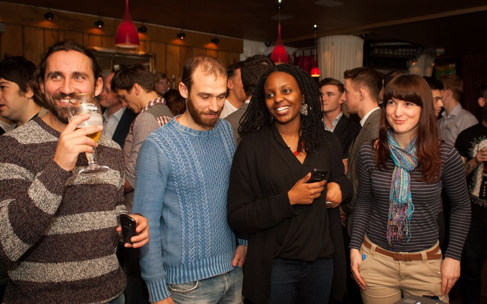 Rebel Meetups - Young Entrepreneur Networking in Bristol