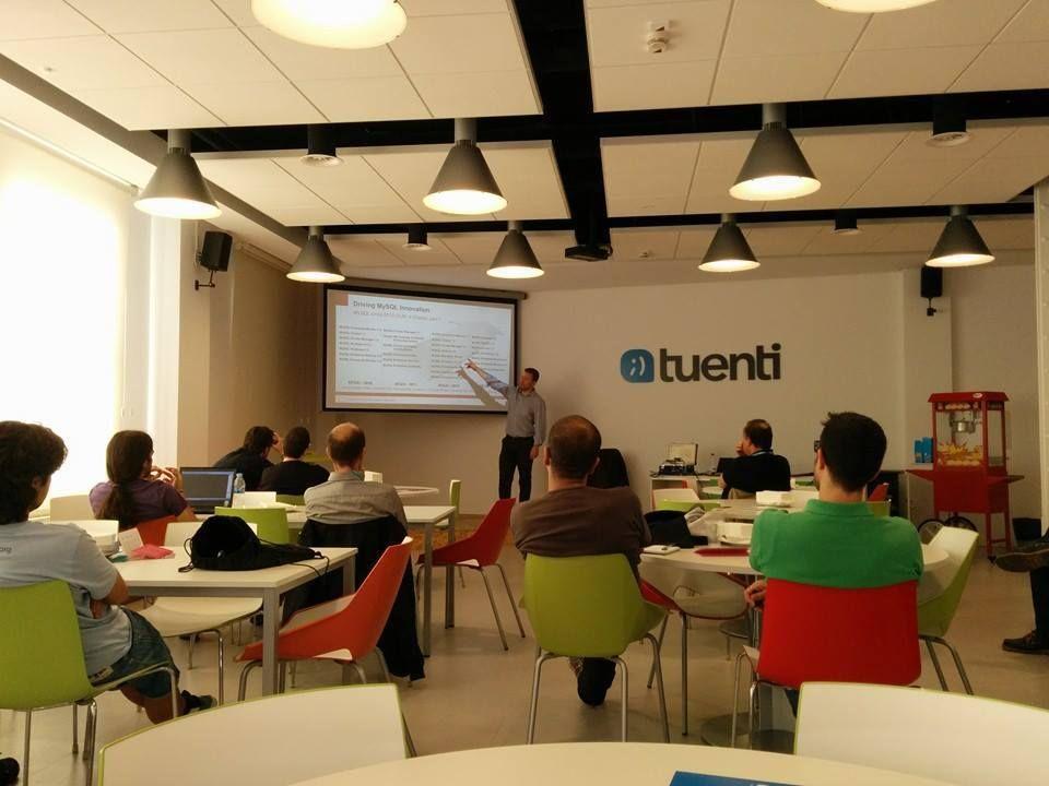 Madrid MySQL users group
