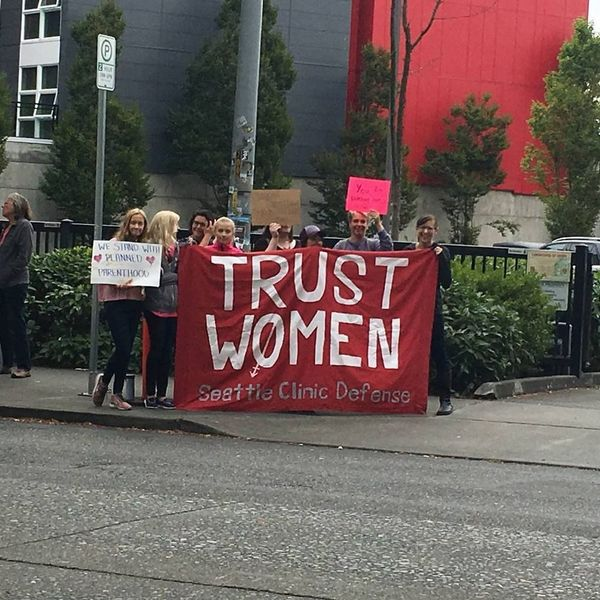 Community Event: Protect Planned Parenthood! (Oct - Seattle) @ Planned Parenthood   Seattle   WA   US