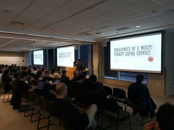 Seattle Apache Kafka Meetup - LinkedIn Edition | Meetup