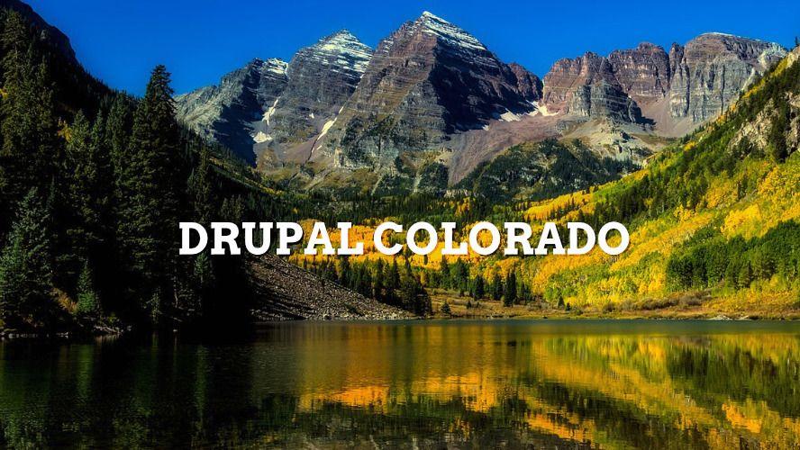 Colorado Drupal Meetups
