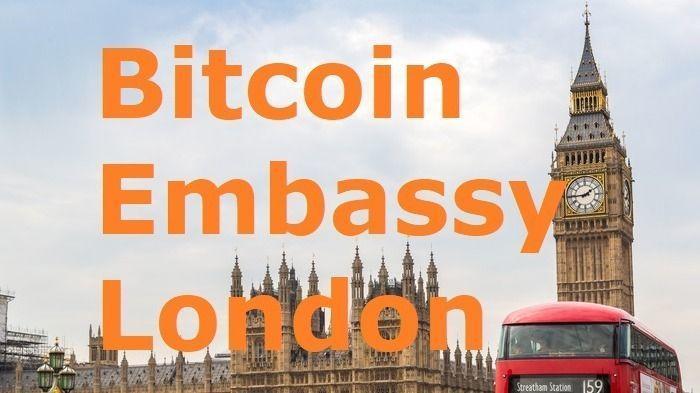 Bitcoin Embassy London