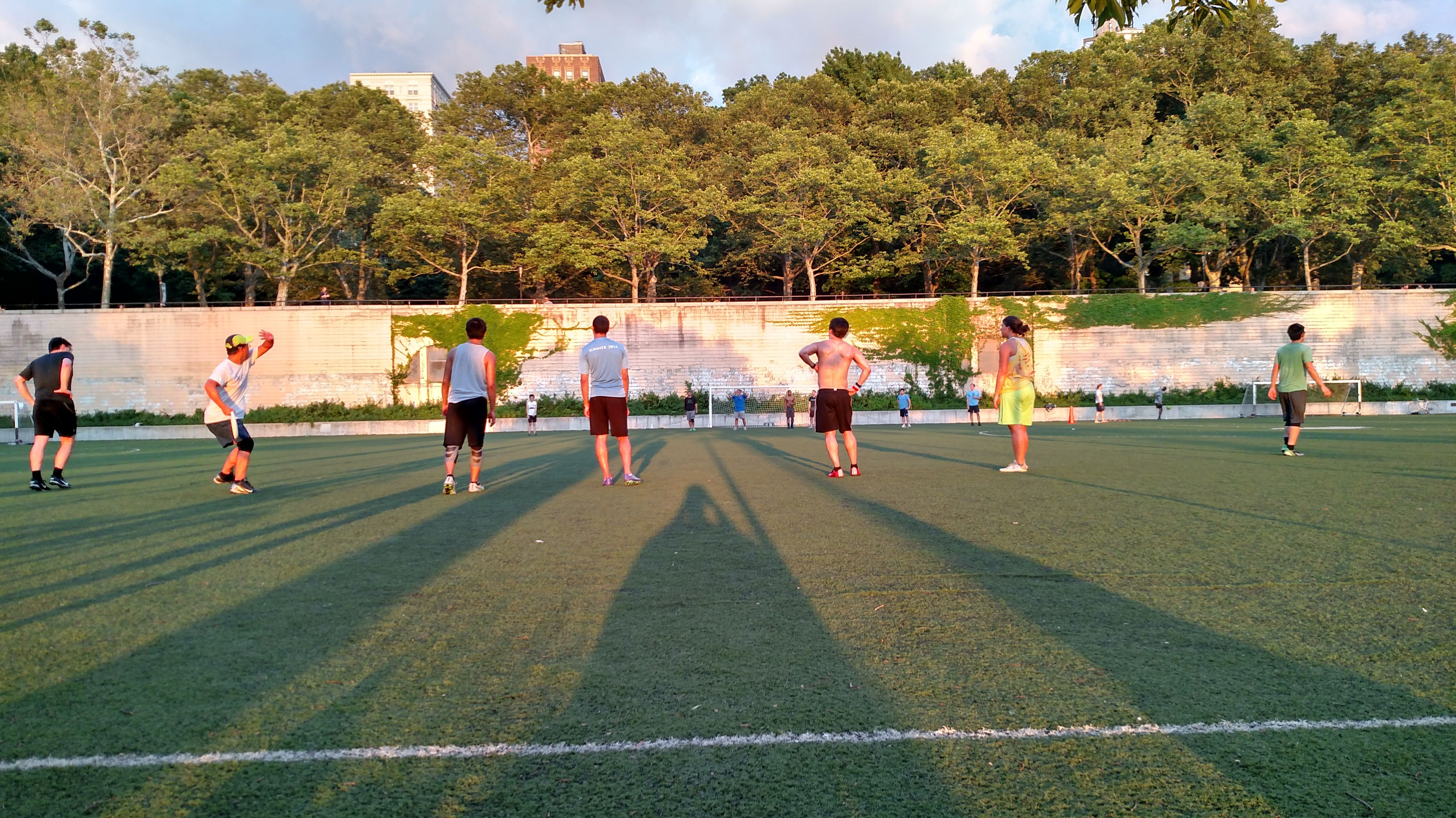 FRIENDLY NYC Ultimate Frisbee