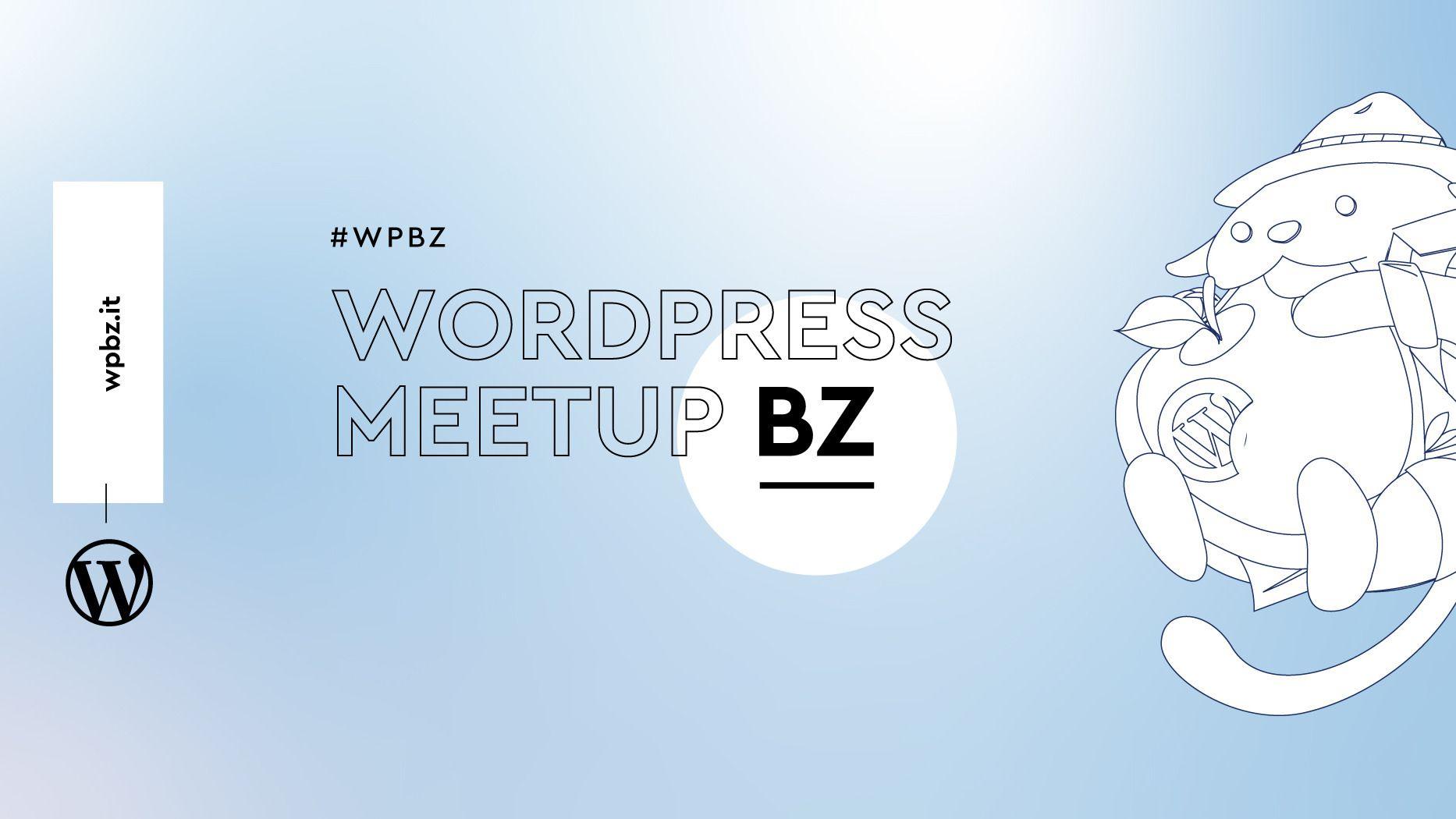 Bolzano WordPress Meetup
