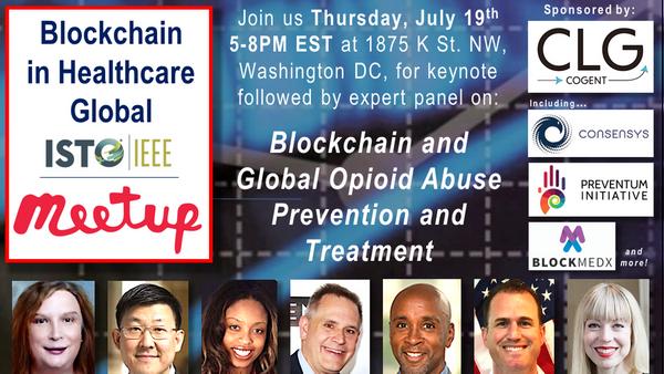 Blockchain Amp Global Opioid Abuse Prevention Amp Treatment
