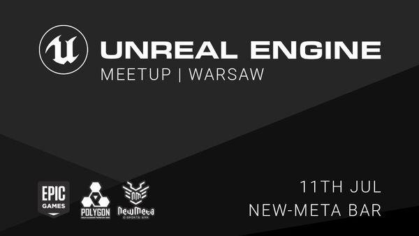 Unreal Engine Dev Meetup: Summer Mixer   Meetup