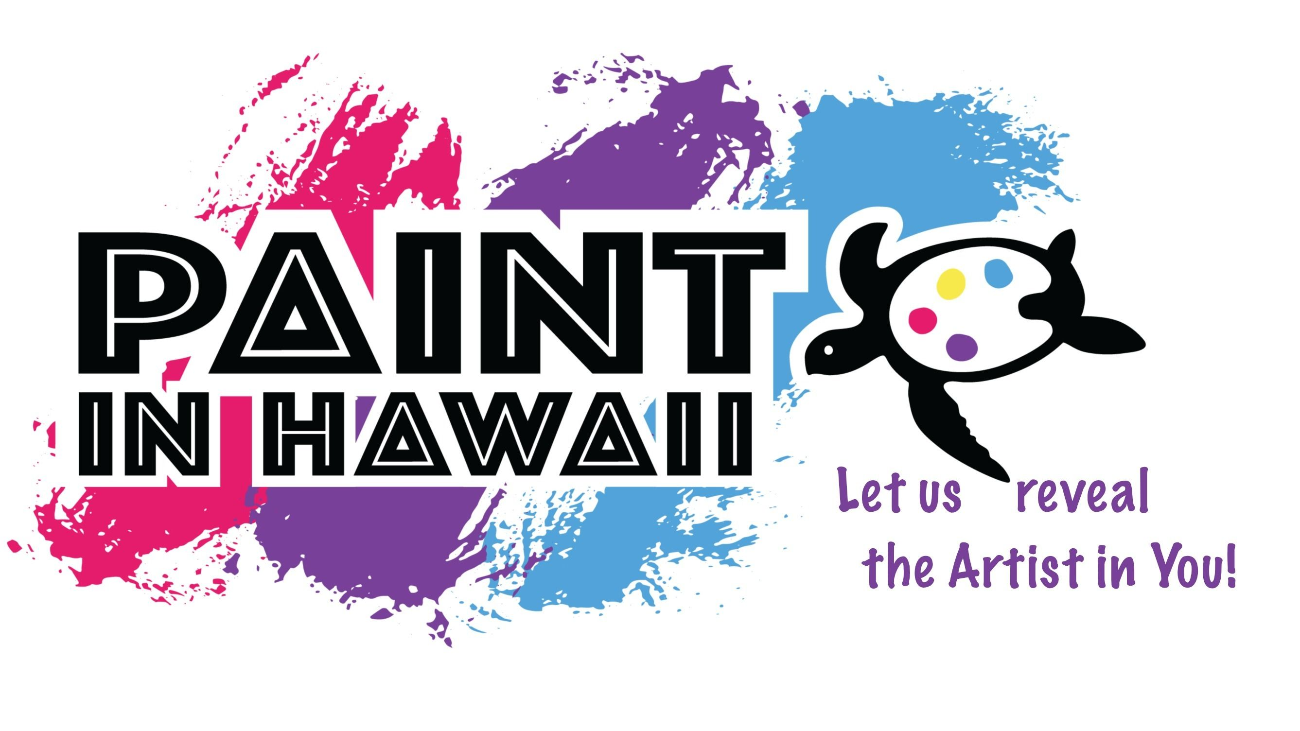 Paint in Hawaii