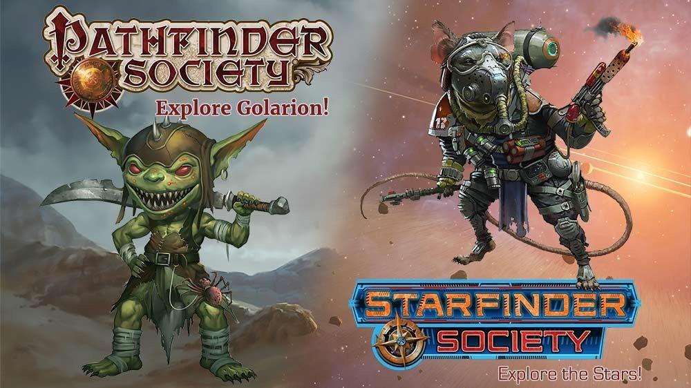 Pathfinder & Starfinder Society San Francisco