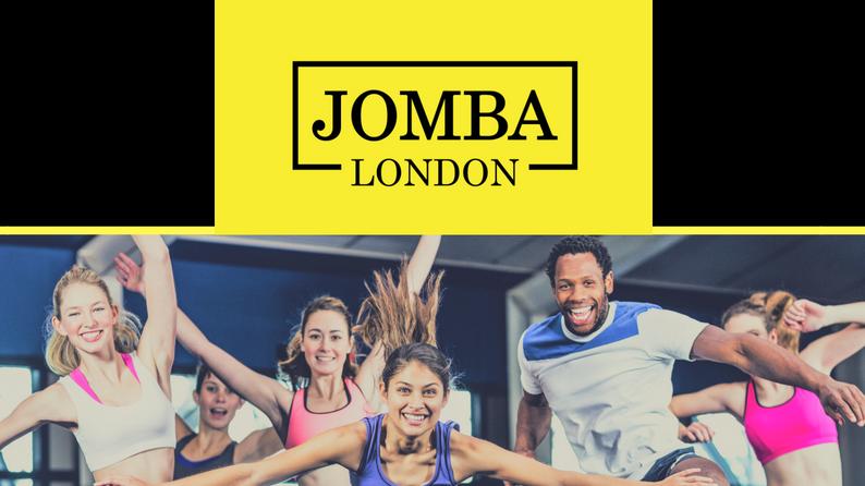 JOMBA/JUMP/BURN/SMILE- Kingsbury, Finchley, Whetstone